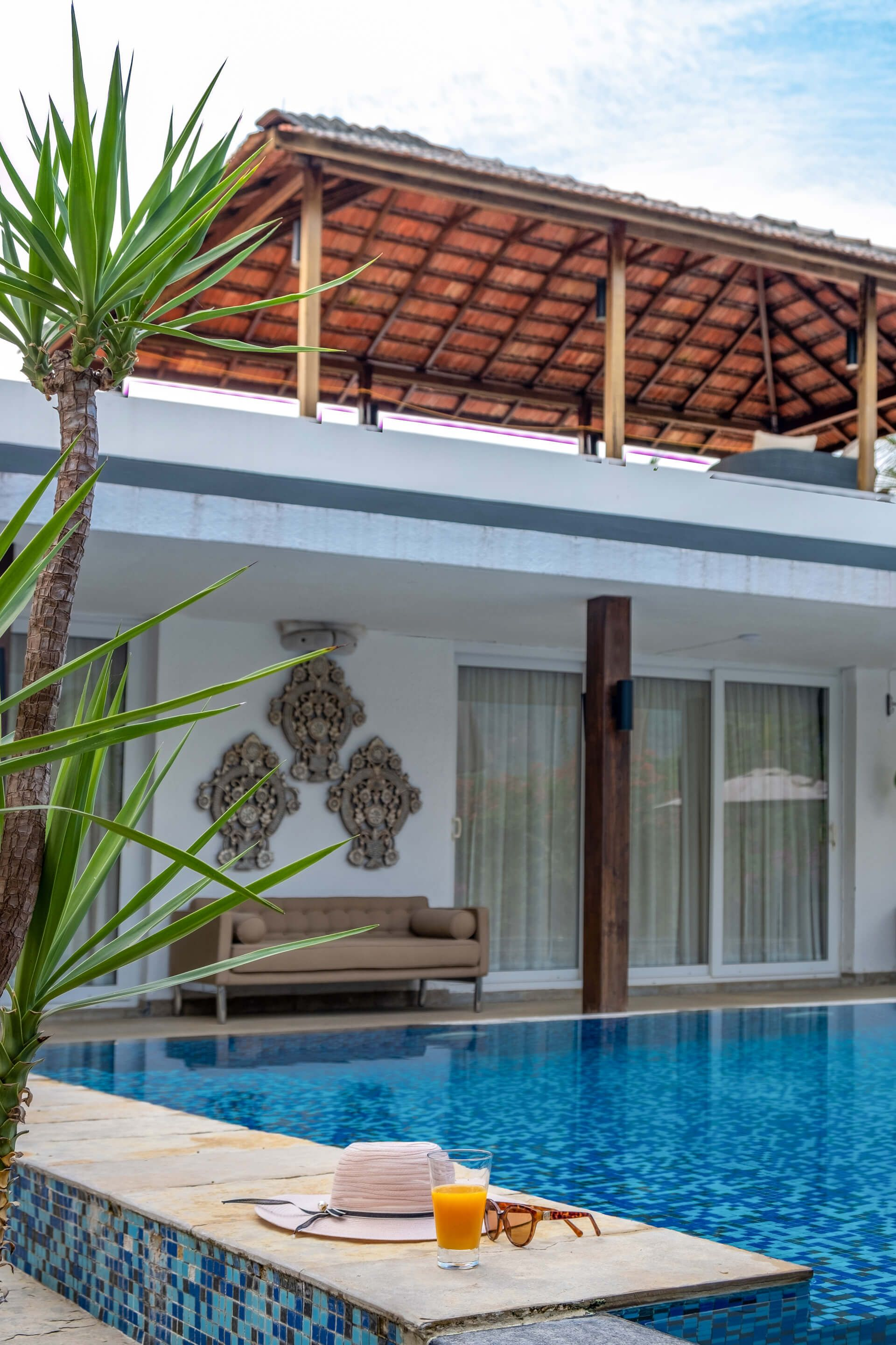 Villa Amber - Villa on rent, Alibaug