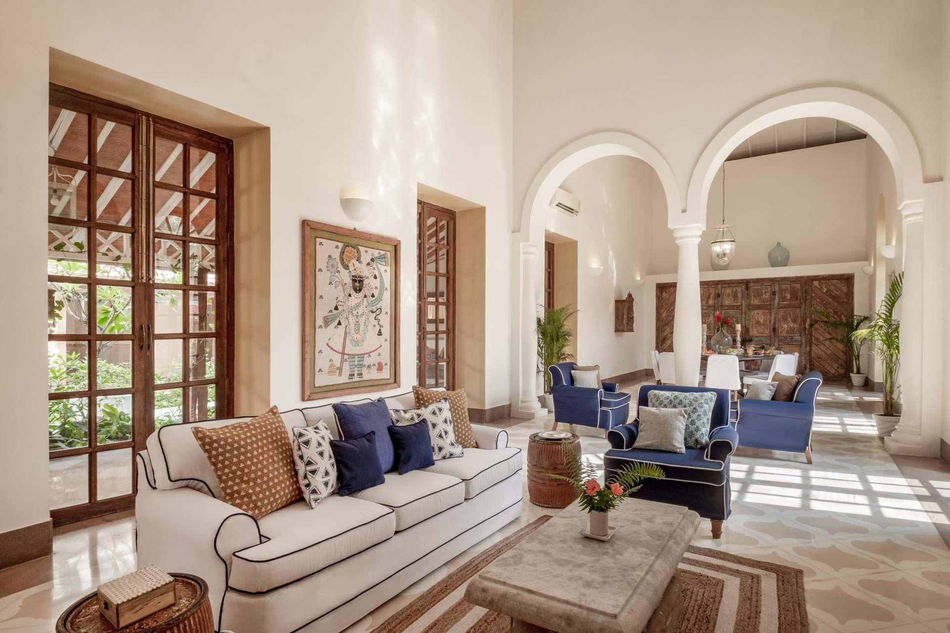 Villa Azul - Living Room